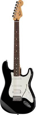 Fender Std Stratocaster HSS RWBK
