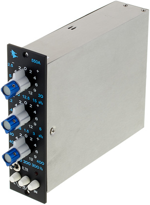 API Audio 550A Discrete 3 Band E B-Stock