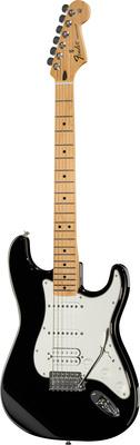 Fender Std Stratocaster HSS MNBK
