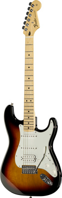 Fender Std Stratocaster HSS MNBSB
