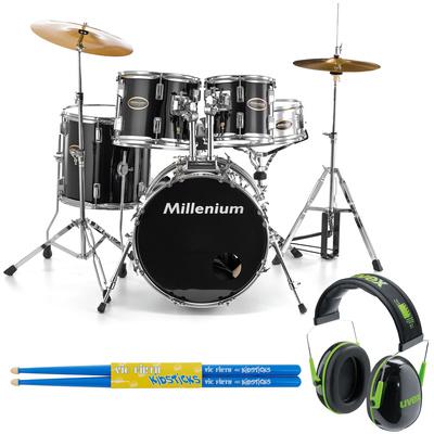 Millenium MX218BX Combo Set BK Bundle