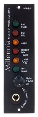 Millennia HV-35 B-Stock