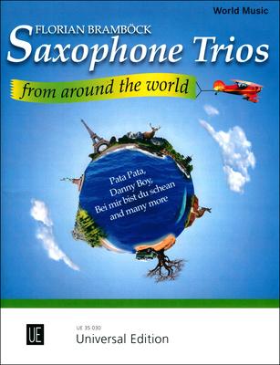 Universal Edition Saxophone Trios f. Around the