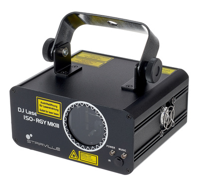 Stairville DJ Lase 150-RGY MK-III B-Stock
