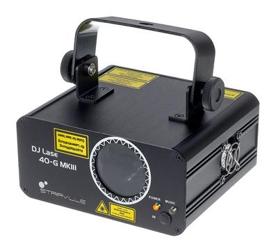 Stairville DJ Lase 40-G MK-III DM B-Stock