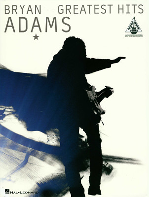 Hal Leonard Bryan Adams Greatest Hits