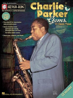 Hal Leonard Jazz Play-Along Charlie Parker