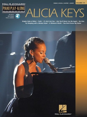Hal Leonard Alicia Keys Piano Play-Along