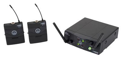 AKG WMS 40 Mini Dual Instr B-Stock