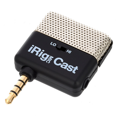 IK Multimedia iRig Mic Cast B-Stock