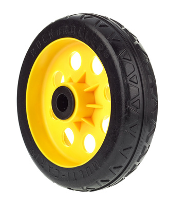 """RockNRoller R-Trac Caster Wheel 8"""" x 2.5"""""""