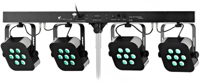 Stairville Stage TRI LED Bundle E B-Stock