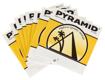 Pyramid 8 String Classical Guitar Set