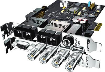 RME HDSPe Madi FX B-Stock