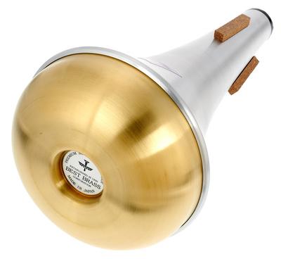 Best Brass Straight Brass Bass Tr B-Stock