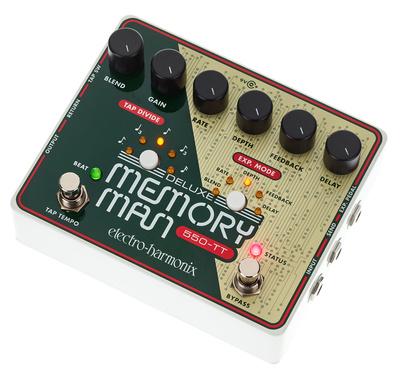 Electro Harmonix Deluxe Memory Man TapT B-Stock