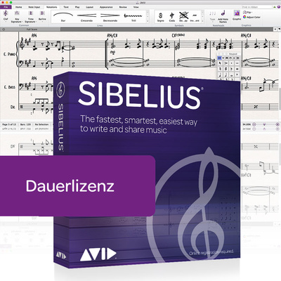 Cost of Sibelius Software