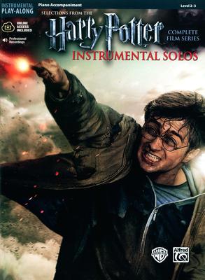 Alfred Music Publishing H.Potter Instr.Solos PI/Accomp