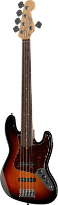 Fender AM Std J-Bass V RW 3TS