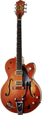Gretsch G6120SSC Setzer Tribute