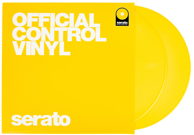 Rane Serato Vinyl Yellow B-Stock