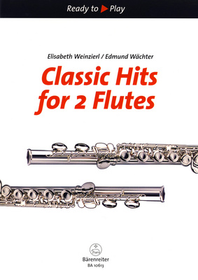 Bärenreiter Classic Hits for 2 Flutes