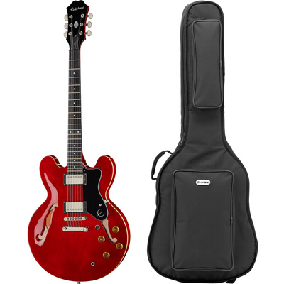 Epiphone The Dot CH Bundle 2