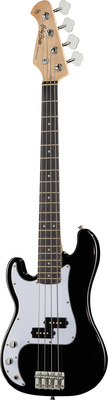 Harley Benton PB-Shorty LH BK Std. Series