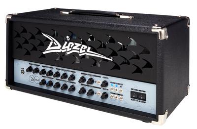Diezel D-Moll 100 Black Head B-Stock