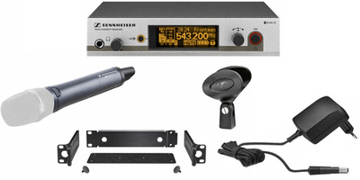 Sennheiser Basicset EM/SKM 300 G3 B-Stock