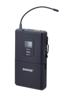 Shure SLX 1 / S10 B-Stock