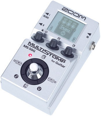 Zoom Multi Stomp MS-50G B-Stock