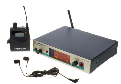 Sennheiser EW 300 IEM G3 / A-Band