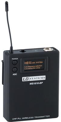 LD Systems Pocket Transmitter for B-Stock