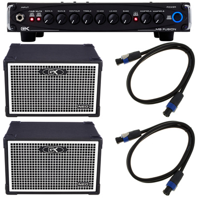 Gallien Krueger MB Fusion Set 5