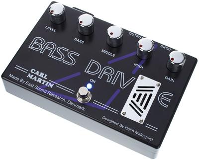 Carl Martin BassDrive B-Stock