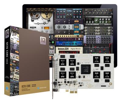 Universal Audio UAD-2 Octo B-Stock