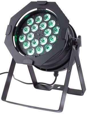 Showtec LED Par 64 Short Q4-18 B-Stock