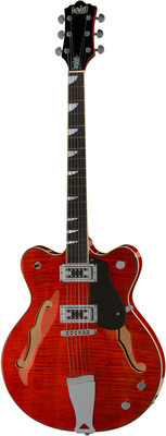 Eastwood Guitars Classic 6 Orange
