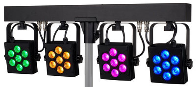 Stairville CLB4 Compact LED Bar 4 B-Stock