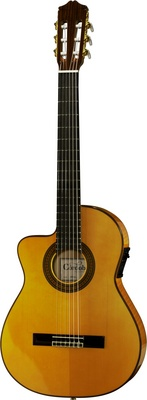 Cordoba 55FCE Thinbody Flamenco Left