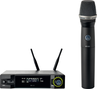 AKG WMS 4500 Vocal Set D7 Band 4