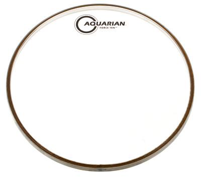 "Aquarian 15"" Force Ten Clear"