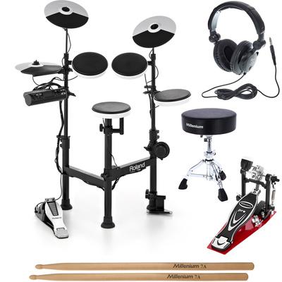 Roland TD-4KP V-Drum Portable Bundle