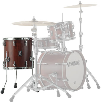 "Sonor ProLite 14""x14"" FT Nussbaum"