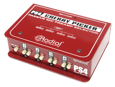 Radial Engineering PS4 Cherry Picker B-Stock