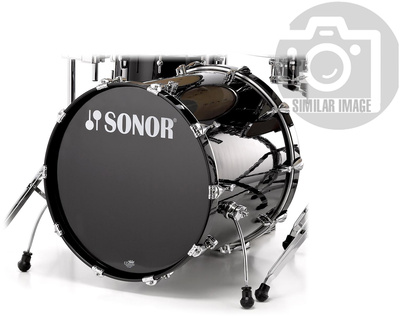 "Sonor 22""x17,5"" BD Select PianoBlack"