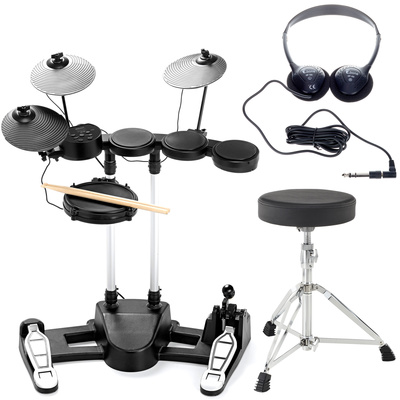 Millenium HD-50 E-Drum Set Bundle