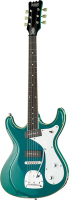 Eastwood Guitars Sidejack DLX MB