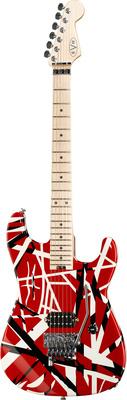 Evh Stripe Red